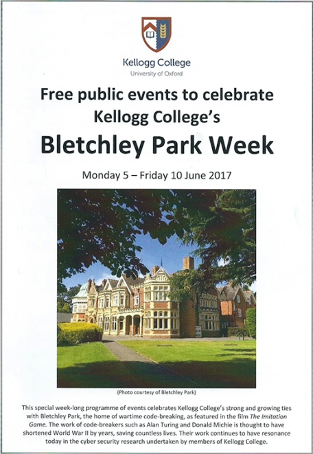 Bletchley Park Week-2